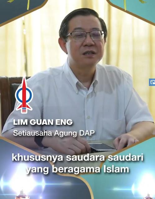 Jangan Hairan Selepas ini DAP akan perjuangkan tulisan Jawi