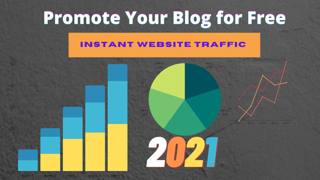 How-To-Promote-Your-Blog-for-Free-Instant-Traffic-Paid-Free-Tricks-2021