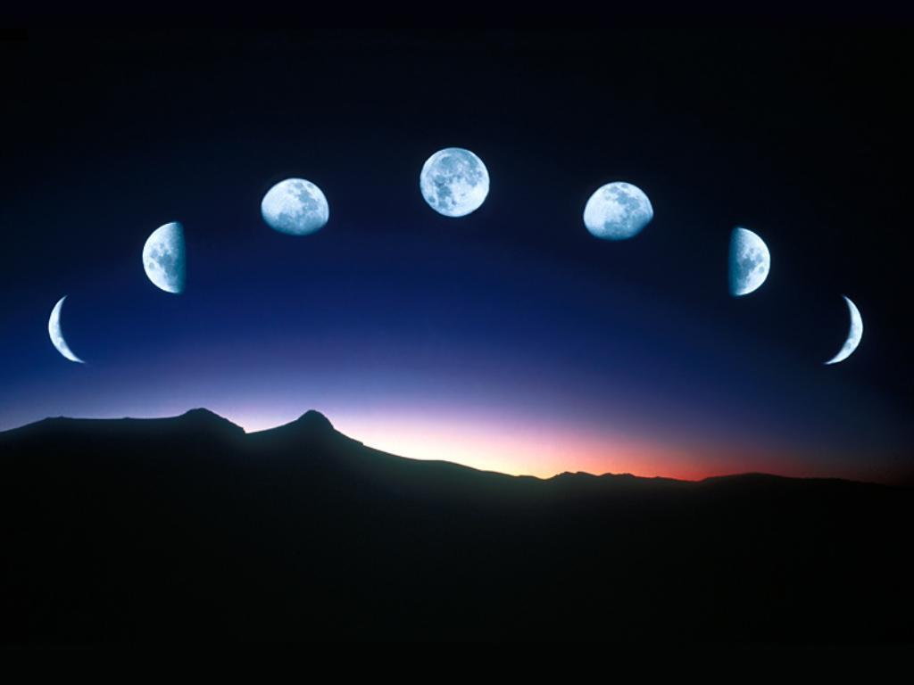 Myp Ii Grade 7 Science Blog Lunar Phases