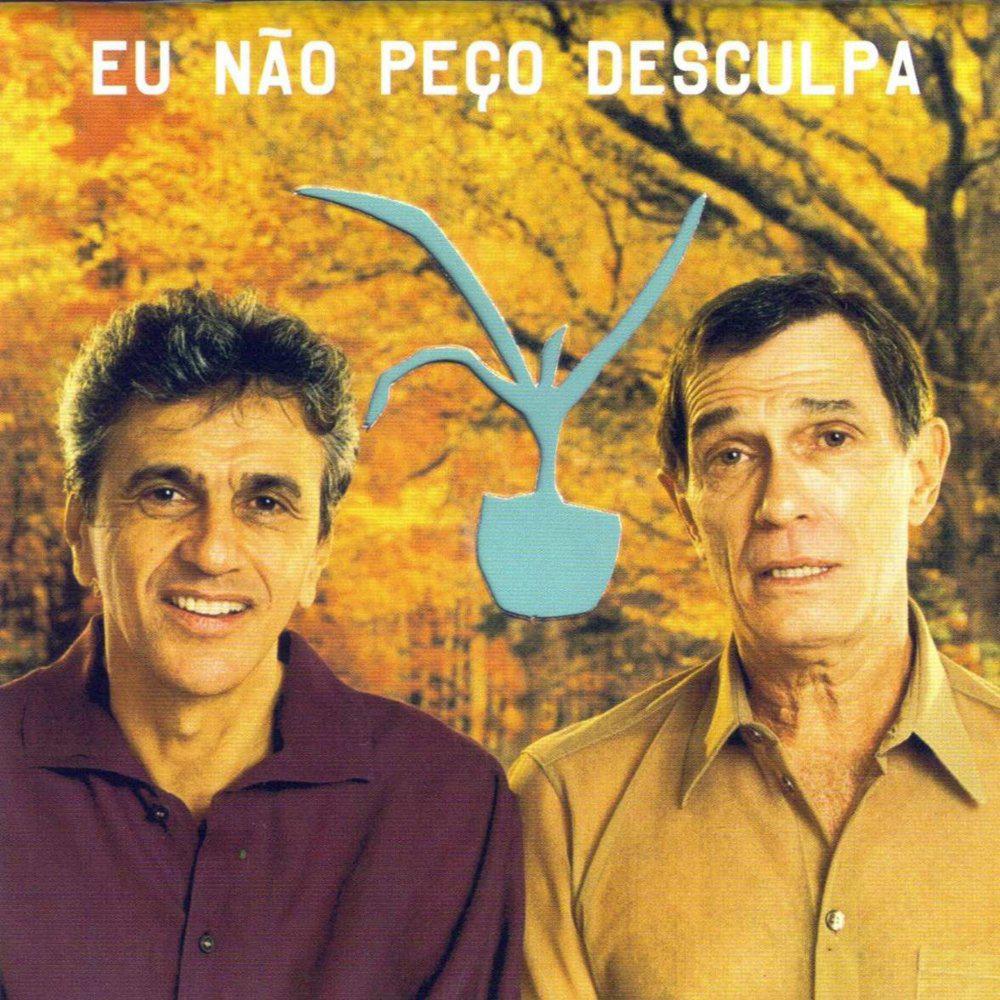 Caetano Veloso & Jorge Mautner - Eu Não Peço Desculpa [2002]