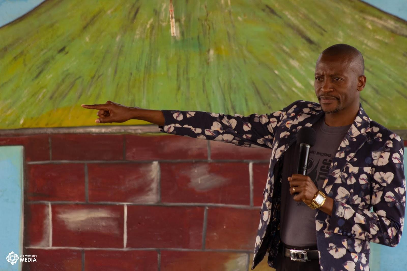Deliverance Night with Bishop Pride Sibiya