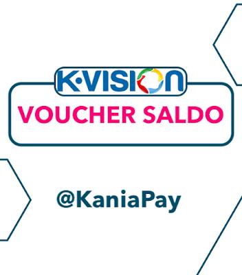 Cara Beli Voucher K-Vision Online