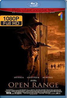 Pacto de Justicia (Open Range) (2003) [1080p BRrip] [Latino-Inglés] [LaPipiotaHD]