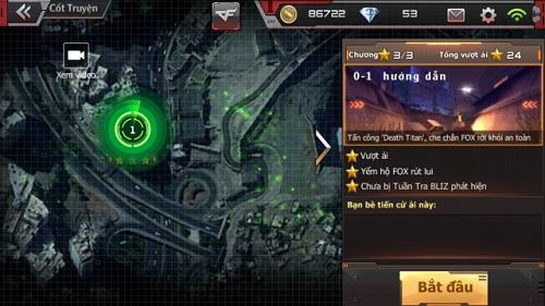 Crossfire Legends cập nhật không hề thiếu các thịnh hành của Game bắn nhau tiến bộ