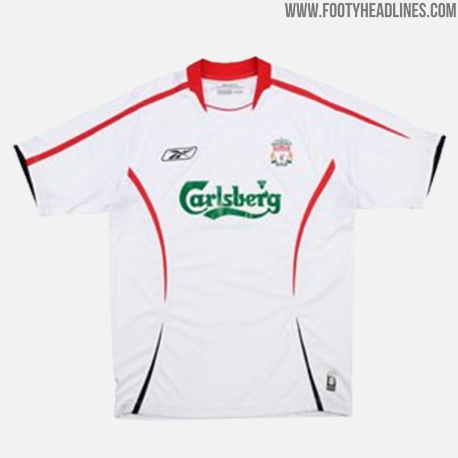 buy online c8e4a 344d4 Which Is The Best / Worst? Here All 27 Liverpool Away ...