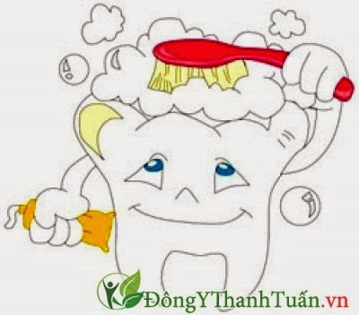 Đánh răng sau bữa ăn giúp phòng ngừa hôi miệng