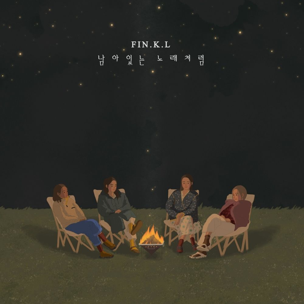 """Fin.K.L – Fin.K.L Single """"Like The Song Remains"""" (ITUNES MATCH AAC M4A)"""
