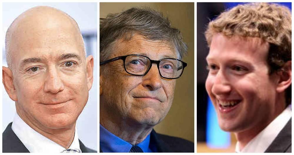 La lista de Forbes: estas son las 10 personas más ricas del mundo