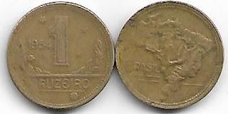 1 Cruzeiro, 1954