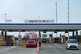Pemerintah menyiapkan jalan tol sepanjang 503 kilometer (km) di Pulau Sumatra untuk menyambut mudik Lebaran tahun 1440H/2019