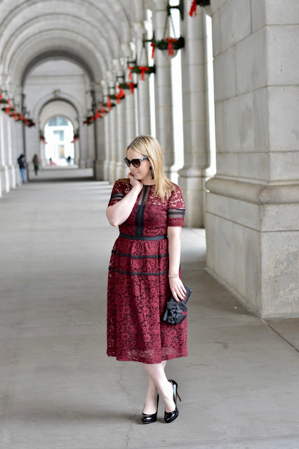 burgundy-lace-overlay-dress