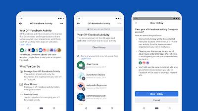 Facebook activity