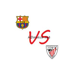 مباراة أتلتيك بلباو وبرشلونة بث مباشر مشاهدة اون لاين اليوم 6-2-2020 بث مباشر كأس ملك إسبانيا يلا شوت athletic de bilbao vs barcelona