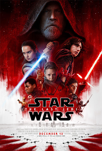 The sweet Last Jedi poster