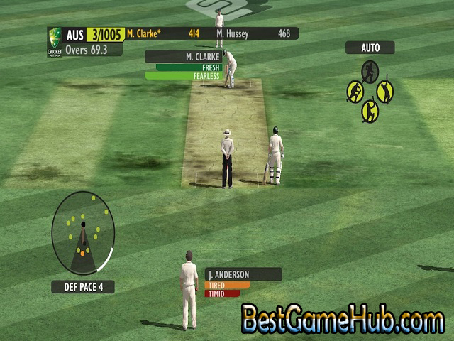 Ashes Cricket 2009 Compressed Torrent Game Download