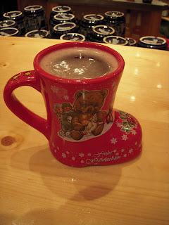 Bebida do Natal alemão