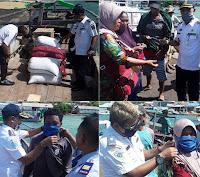 Minimalisir Tindak Kriminal di Wilayah Perairan, Dishubkab Bima Rutin Patroli Laut