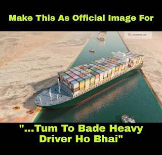 Suez Canal Memes