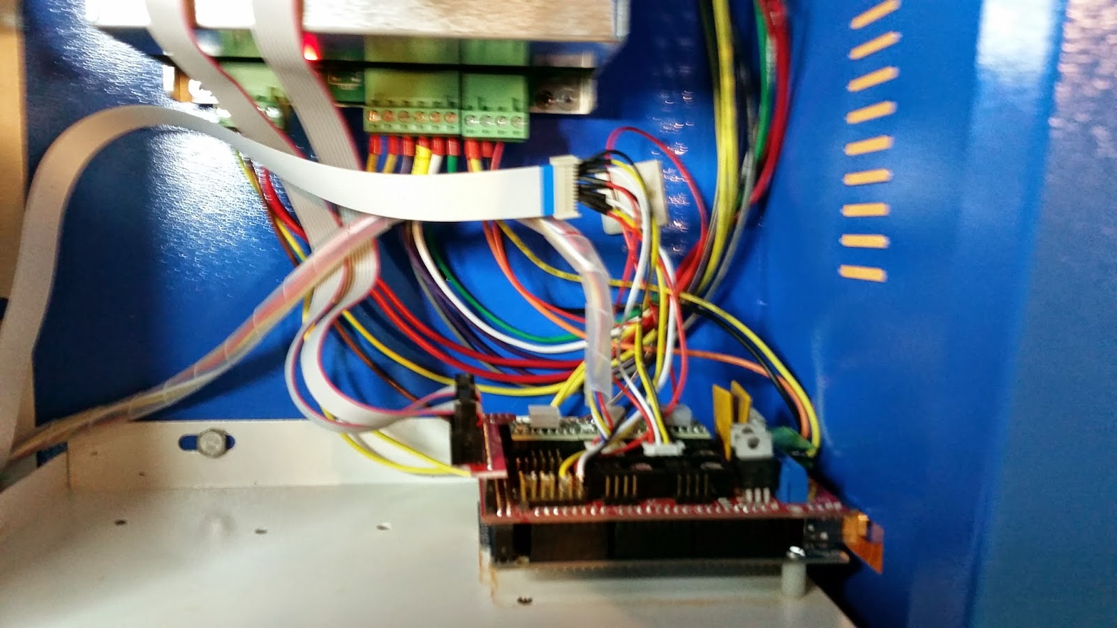 Adventures In Diy Engineering 40 Watt Chinese Co2 Laser