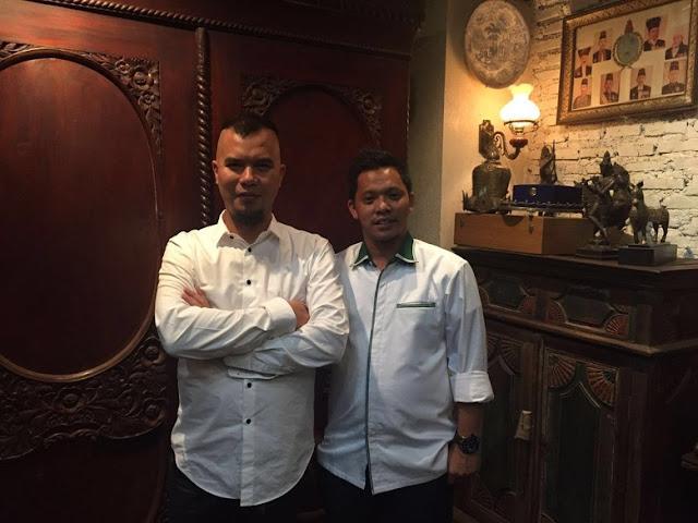 Ahmad Dhani Mulai SESUMBAR: Jadi Gubernur Enggak Sulit!!! GAMPANG...!!!
