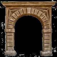 Символ Вишакхи (триумфальная арка)