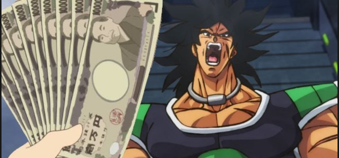 'Dragon Ball Super: Broly' Hits Impressive Global Box Office Milestone