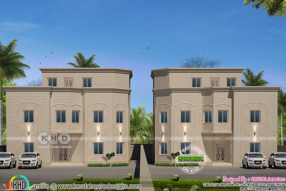 Gulf model home design