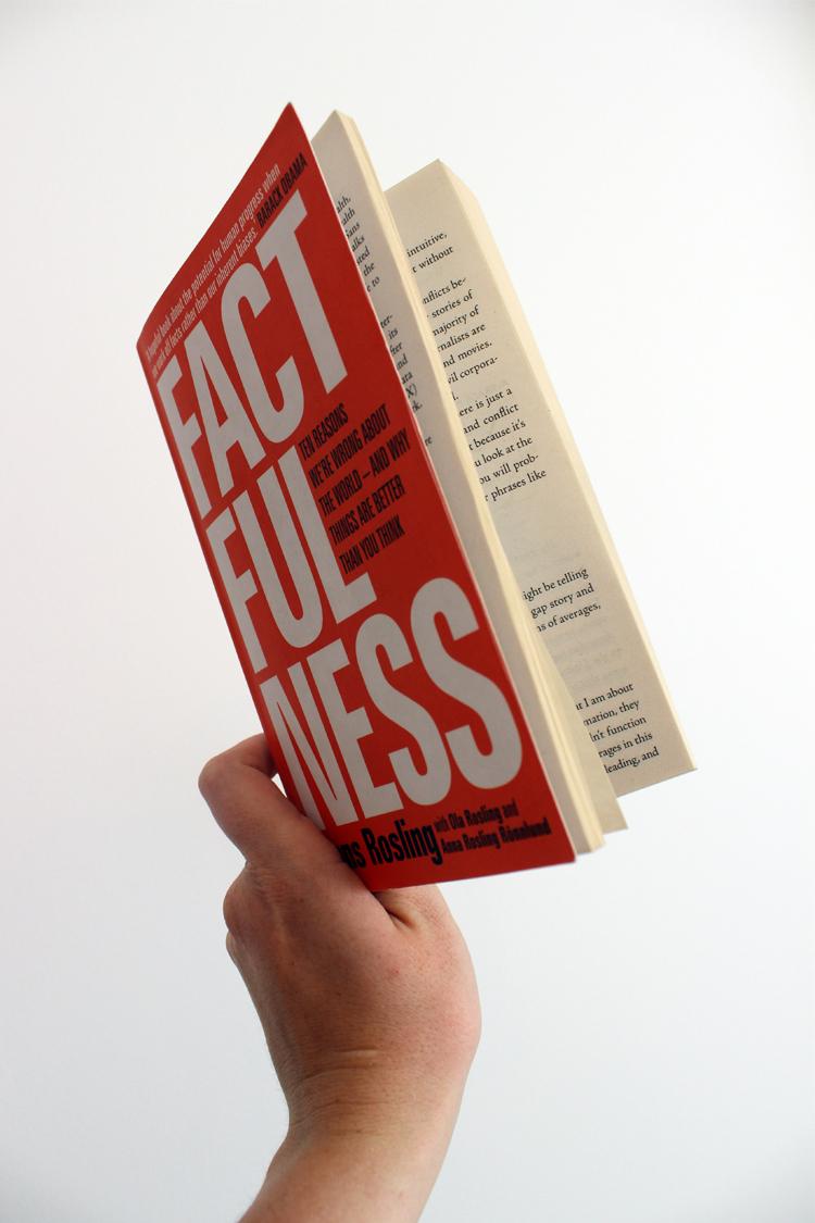 Factfulness livro