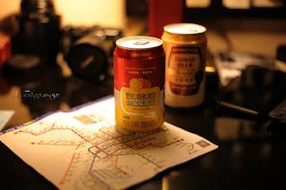 台湾旅行 台湾ビール ホテルで乾杯