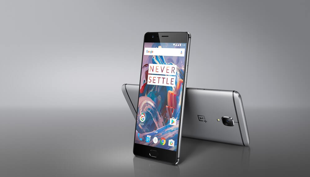 سعر ومواصفات هاتف  OnePlus 3  بالصور