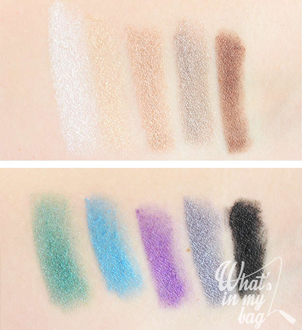 Made to last Waterproof Eyeshadow swatch