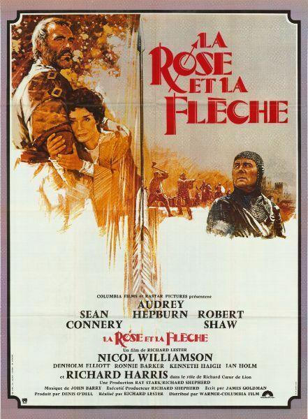 """Ephémères : Des films qui marquent - 13 - """"La rose et la flèche"""" de Richard  Lester"""