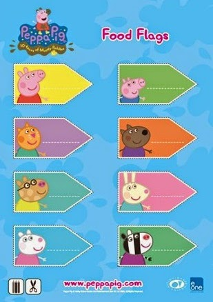 Peppa Pig Free Printable Party Mini Kit Oh My Fiesta