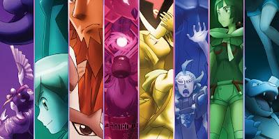 تقرير اونا Pokemon Evolutions (تطورات البوكيمون)
