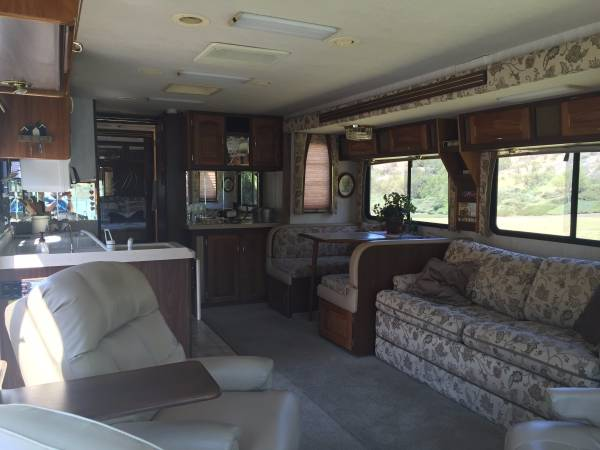 Used RVs 1999 Tropical 36 foot RV For Sale by Owner