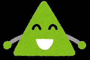 三角形のキャラクター2
