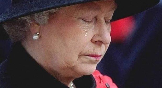 تعاطف واسع مع دموع الملكة إليزابيث على الأمير فيليب
