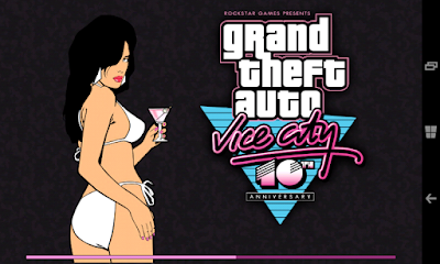 Download GTA Vice City for android APK + DATA free