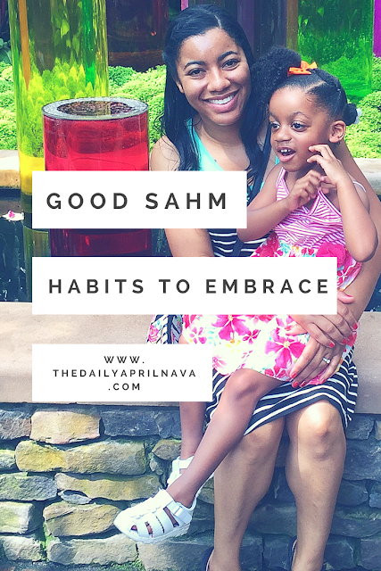 sahm stay at home mom mommy mama mother motherhood habits self care daughter black women child girl top atlanta blogger
