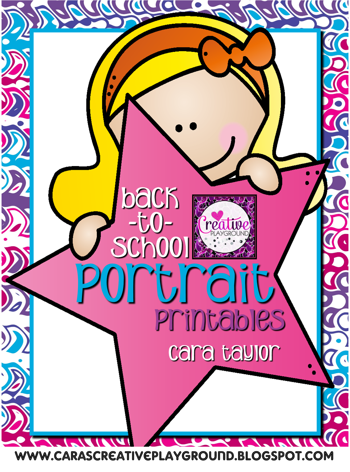 Creative Playground Free Back To School Printables