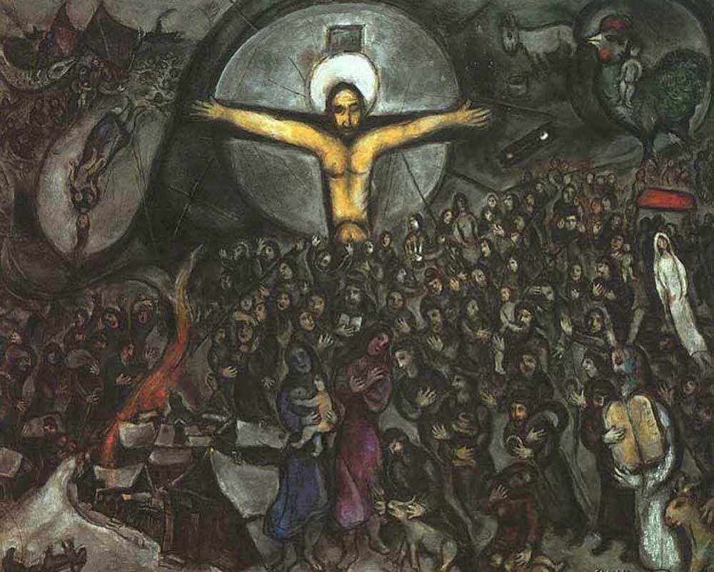 Chagall's Exodus
