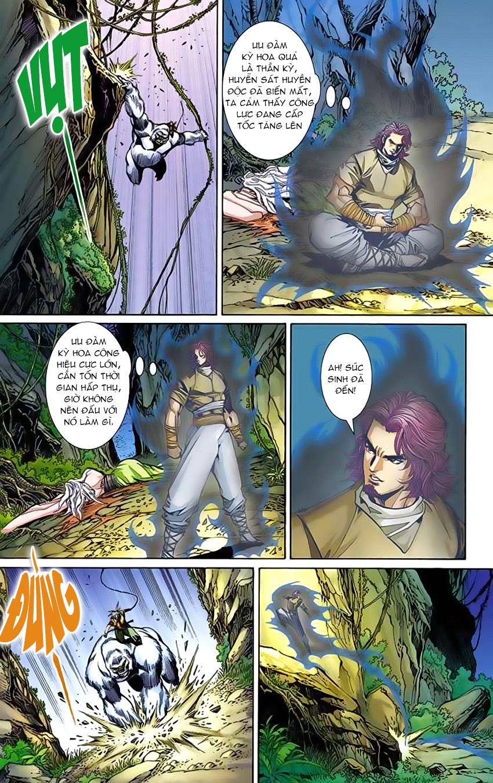 Bạch Phát Quỷ chap 6 - Trang 25