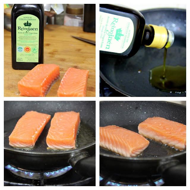 cómo cocinar salmón unilateral pakus lazy blog