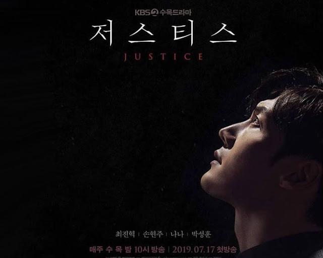 episode ini merupakan drama terbaru yang di bintangi bintang film tampan Choi Jin Sinopsis Drama Justice Episode 1-32 (Lengkap)