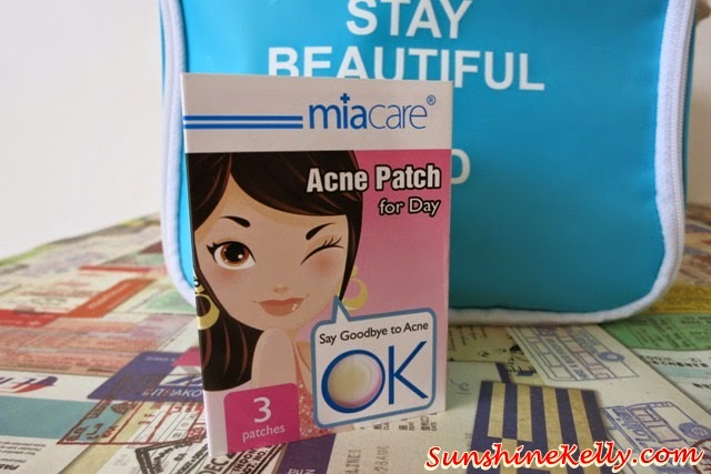 Miacare Acne Patch for Day, Stay Beautiful & Read On Bag of Love, Bag of Love, CK One Red, Uberman Hydrating MIst, Hove Hair Intense Repair, Miacare Acne Patch, Covo HD BB Cream, Human Nature, Overnight Elixir, Mask of Love, Unico, Philosophy, Hope in a jar, Nuxe nirvanesque, beauty bag