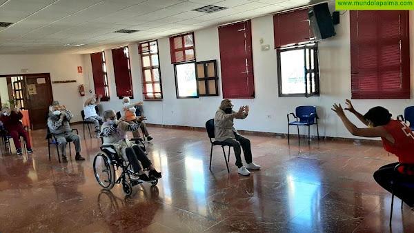 Cruz Roja ofrece prevención del deterioro cognitivo a 52 personas en el municipio de Los Llanos de Aridane