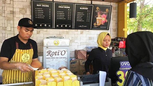 Lowongan Kerja Kasir & Baker PT Sebastian Citra Indonesia (Roti'O) Penempatan Area Banten