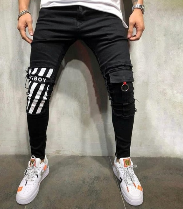 WHICH TYPES OF MEN'S JEANS TRENDING IN  2019 /FASHION