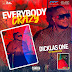 Dicklas One Feat. Bebucho Q Kuia - Everybody Crazy (Afro House)