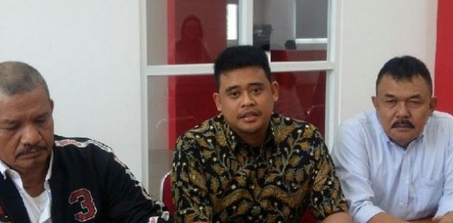Resmi Daftar Jadi Balon Walikota Medan, Menantu Jokowi Akui Belum Punya Visi